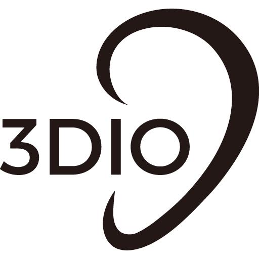 3Dioロゴ画像